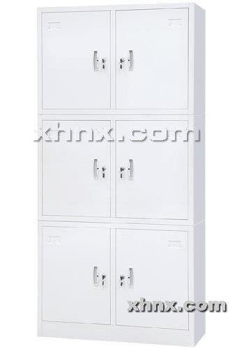文件柜网提供生产连体三节柜厂家
