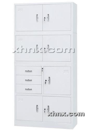 文件柜网提供生产偏三屉文件柜厂家