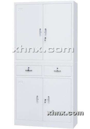 文件柜网提供生产中二屉文件柜厂家